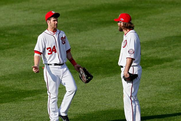 Nats Insider: Harper in LF, Werth in RF
