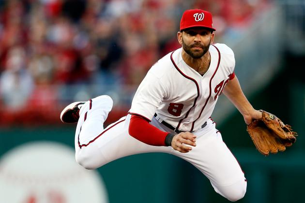 Nats Letting Espinosa Play Through Shoulder Tear