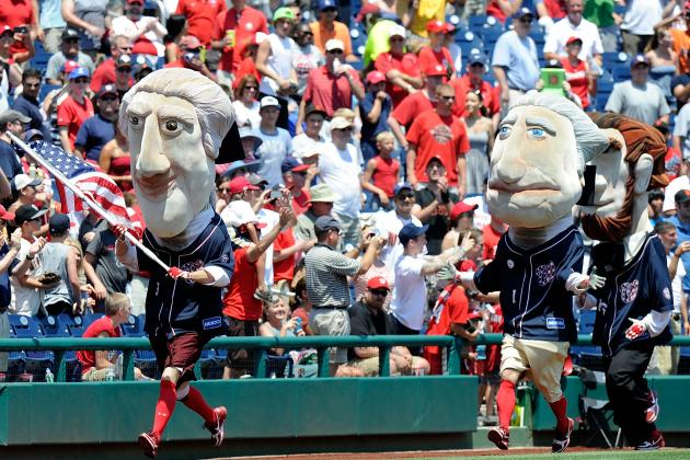 Nationals Holding Auditions for Presidents