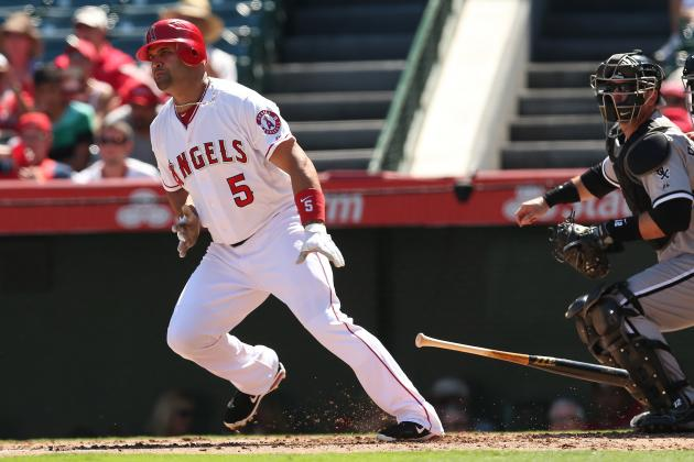 Video: Albert Pujols Offers His Thoughts
