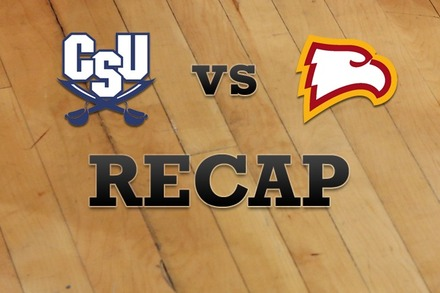 Charleston Southern vs. Winthrop: Recap, Stats, and Box Score