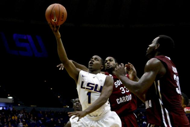 LSU-South Carolina, Round 2, Should Provide Plenty of Motivation for the Tigers