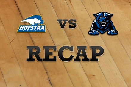 Hofstra vs. Georgia State: Recap, Stats, and Box Score