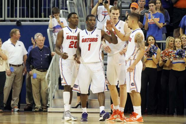 Gators Back on Track After Win over Wildcats