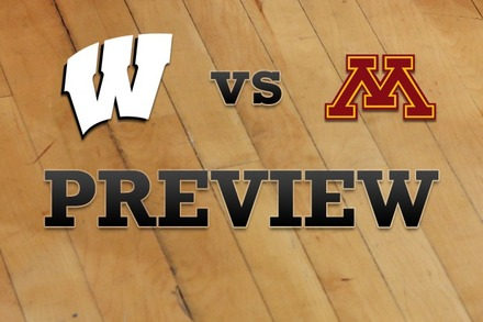 Wisconsin vs. Minnesota: Full Game Preview