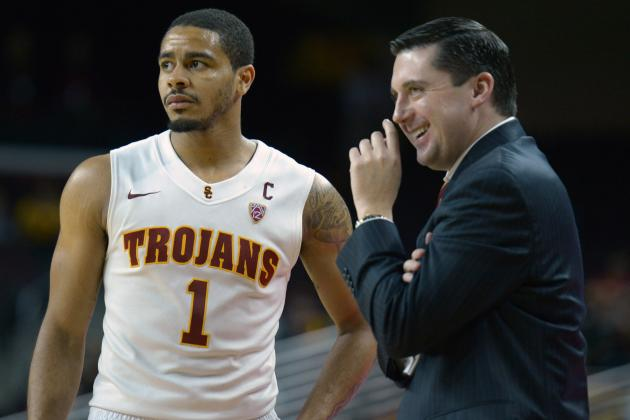 Bob Cantu Has USC's Basketball Team on the Run and on the Move