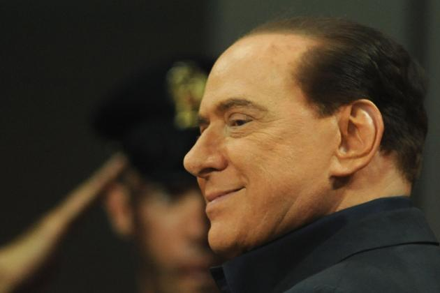 Berlusconi Would Consider Selling AC Milan