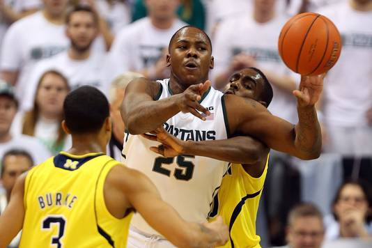 Michigan State Basketball: The Story Behind a True in-State Rivalry