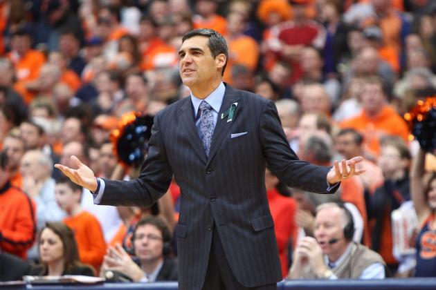 Villanova's Jay Wright Impressed with UConn's Kevin Ollie