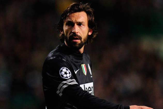 Celtic Tie Not Over Yet, Says Juve's Pirlo
