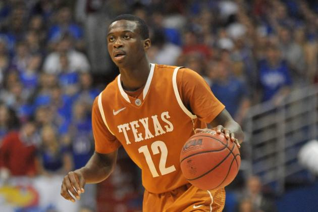 Myck Kabongo's Return Sparks Texas
