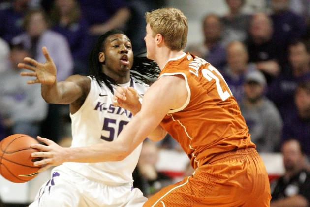 Men's Basketball Lands Three on Academic All-Big 12 Team