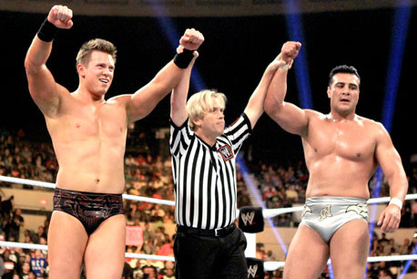Alberto Del Rio: Why the Miz and ADR Should Have Their Roles Reversed in WWE