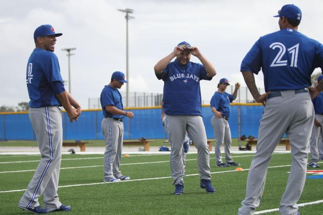 New Toronto Blue Jays Josh Johnson and Mark Buehrle Fitting in