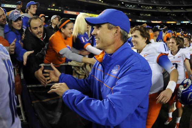 BSU Football Won't Play MWC Rivals in 2015, '16