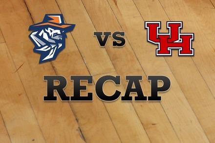 UTEP vs. Houston: Recap, Stats, and Box Score