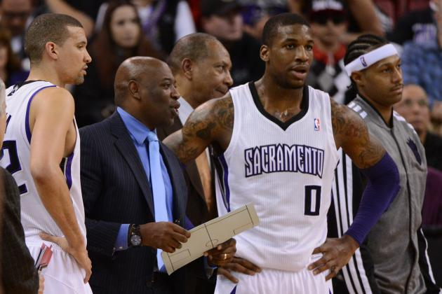 Reviewing the First Half of the Sacramento Kings' 2012-13 Season