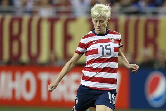 Megan Rapinoe Exclusive: U.S. Star Talks NWSL, Iniesta, WC 2015, Gay Rights