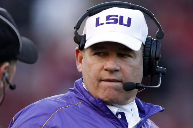 SEC Football Q&A: Will LSU's Rebuilding Year Really Be That Bad?