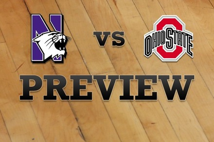 Northwestern vs. Ohio State: Full Game Preview