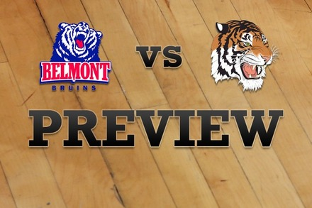 Belmont vs. Tennessee State: Full Game Preview