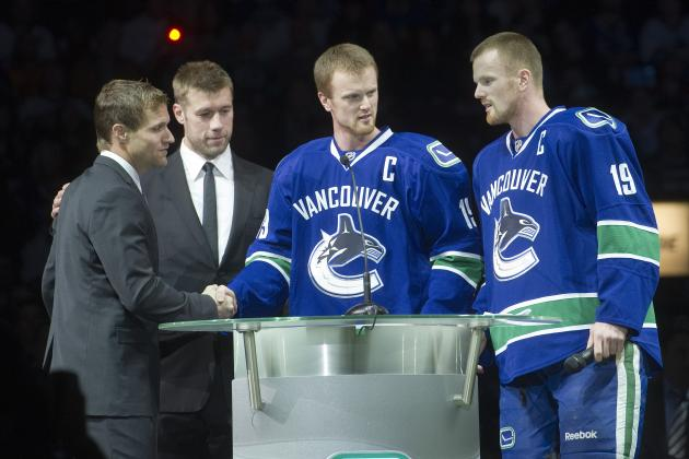 Markus Naslund Keeps Eyes on Canucks