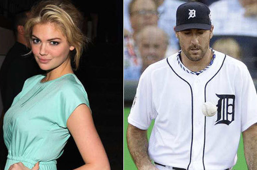 Kate Upton Ends Justin Verlander Dating Rumors with Possible Offseason Break Up