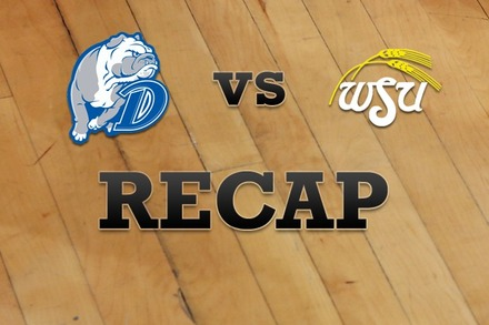 Drake vs. Wichita State: Recap, Stats, and Box Score
