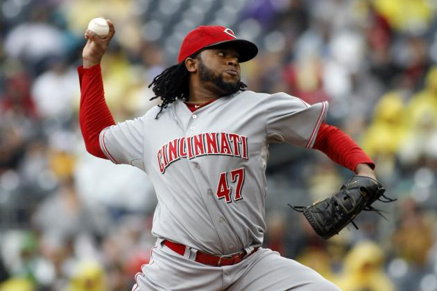 Baker Wants Cueto to Skip WBC