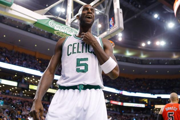 Is Kevin Garnett Setting the Stage for His Retirement After the 2013 NBA Season?