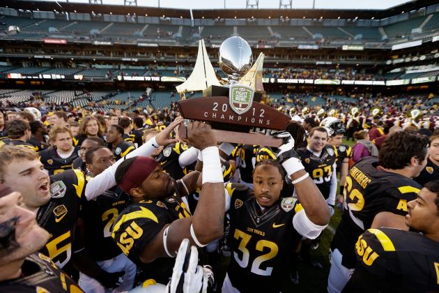 Arizona State a Pac-12 Sleeper?