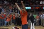 Auburn Student Buries Half-Court Buzzer-Beater to Win $5K