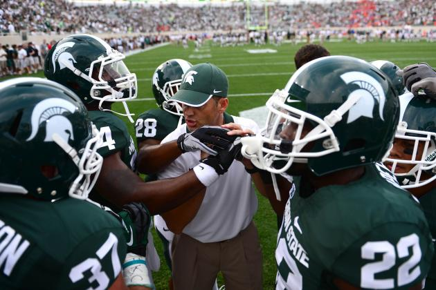 MSU Source Dismisses Report Assistant Brad Salem in Mix for NFL Job