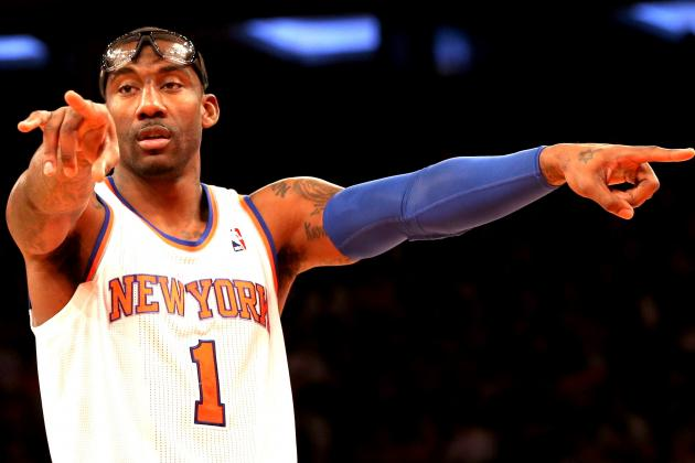 Amar'e Stoudemire Blossoming into NBA's Most Lethal Sixth Man