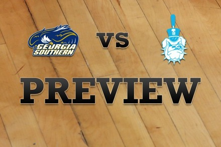 Georgia Southern vs. Citadel: Full Game Preview