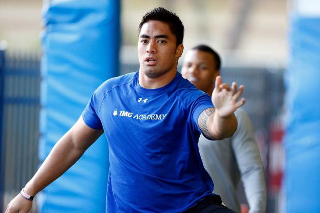 Manti Te'o and Complete List of Jon Gruden 'QB Camp' Participants