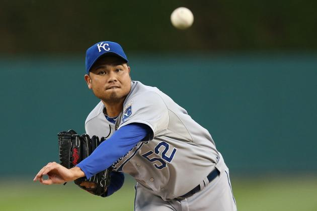 Chen, Hochevar Fighting to Remain in Rotation