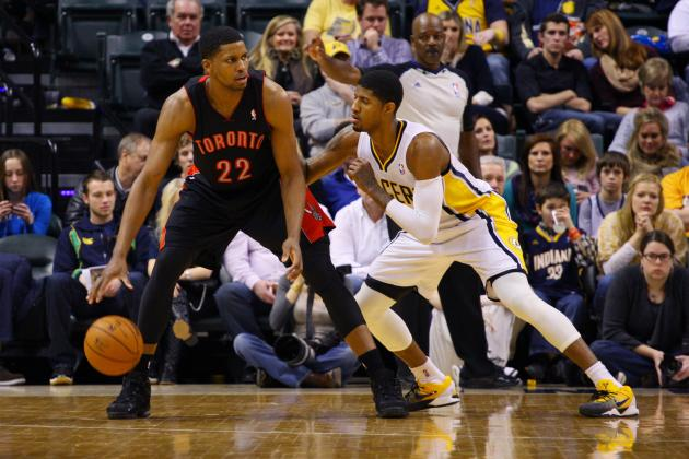Rudy Gay's Clutch Play Won't Be Enough to Lead Playoff Charge for Raptors