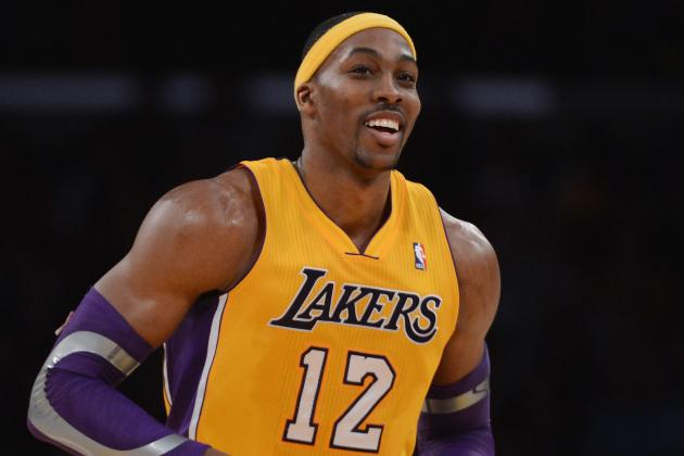 Dwight Howard Not Promising Commitment to Staying with Lakers