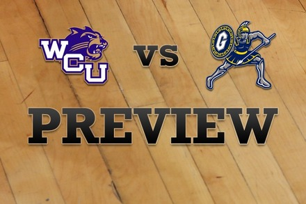 Western Carolina vs. UNC Greensboro: Full Game Preview