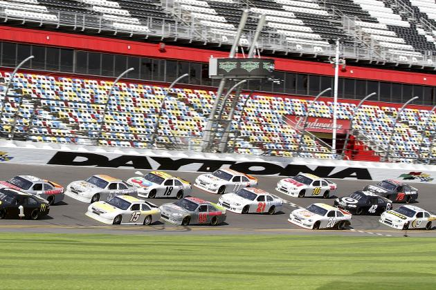 Sprint Unlimited 2013: Start Time, Lineup, TV Schedule, Live Stream and More
