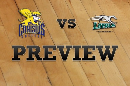 Canisius vs. Loyola (MD): Full Game Preview