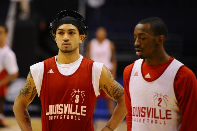 Louisville Basketball: Cardinals Players Who Need to Get Team Back on Track