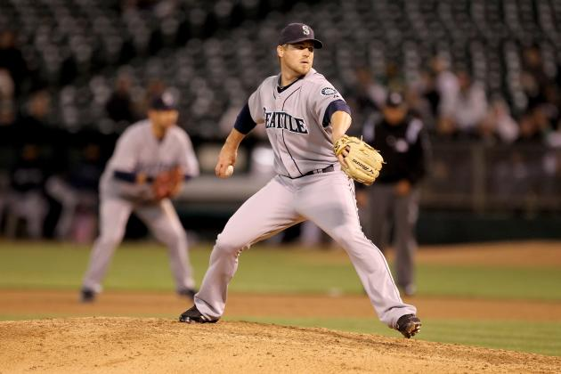 Mariners Trade Shawn Kelley to Yankees for Minor League Outfielder