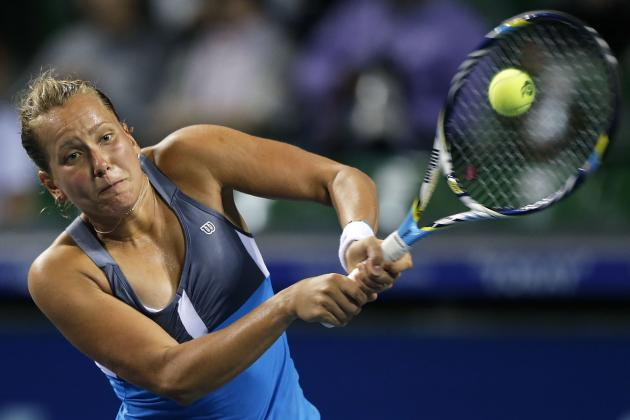 Barbora Zahlavova Strycova Banned for Six Months After Drug Test Failure