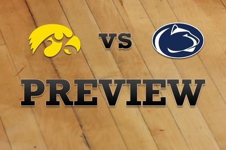 Iowa vs. Penn State: Full Game Preview