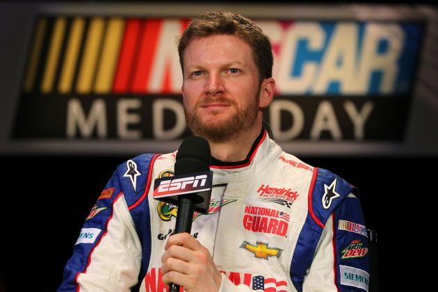 Dale Jr. to Launch 'Dirty Mo Radio' Show Feb. 18