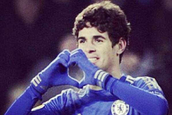 Instagram: Oscar's Valentine's Day Salute