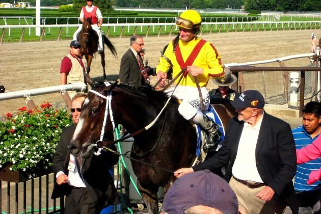 Rachel Alexandra: Racing's Greatest Filly Battling for Life After Giving Foal