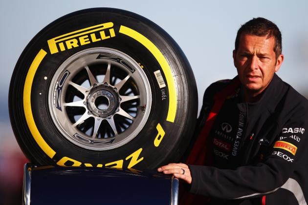 Pirelli Announces Tyre Choices for Opening Races